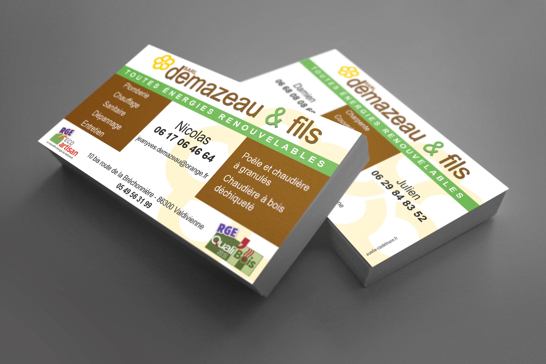 Carte Visite Infographiste PP03