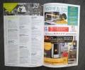 Encart publicité pour le magazine tendance pour cheminée Enard réalisé sous indesign par Aurélie Stadelmann infographiste webdesigner independante et freelance près de poitiers